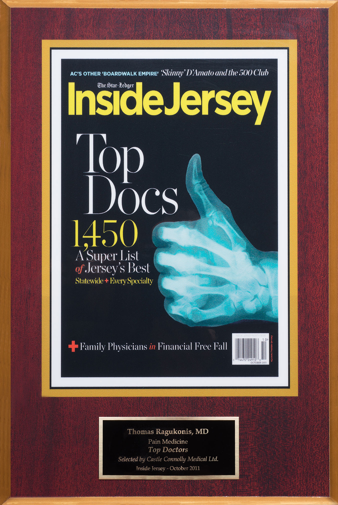 Inside Jersey Top Doctors 2017