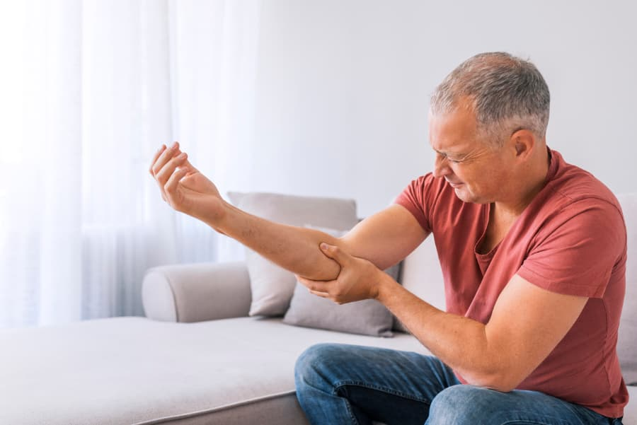 Experiencing Elbow Pain